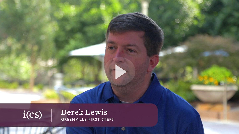 Director Greenville First Steps Derek Lewis